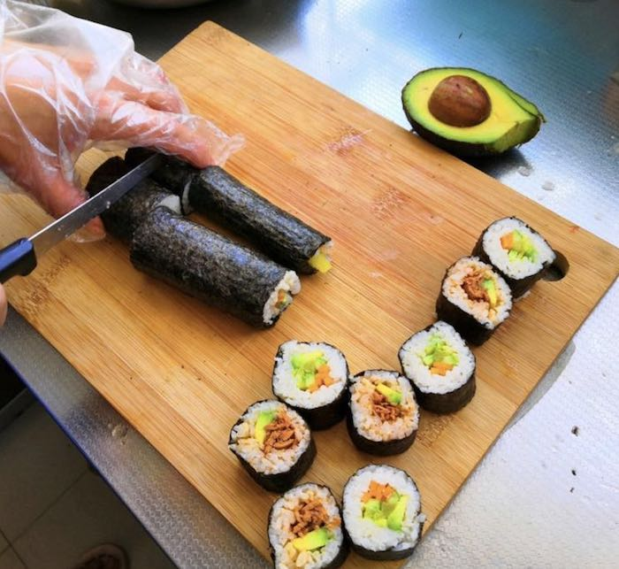 11 Easy Cooked Sushi Recipes - Easy Homemade Sushi